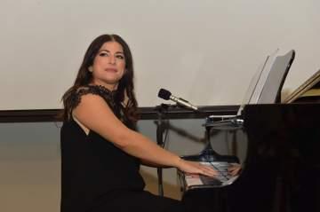 هبة القواس تحيي حفلاً غنائياً في المكتبة الوطنية..بالفيديو