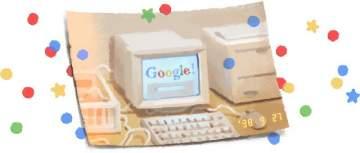 """هكذا احتفل """"غوغل"""" بمرور 21 عاماً على تأسيسه"""