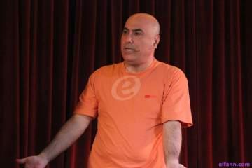 نعيم حلاوي يوجه رسالة لـ عادل كرم وزياد دويري بسبب الأوسكار