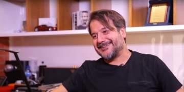 خاص بالفيديو- جان ماري رياشي يعلن سبب وجود زياد الرحباني في الاستديو