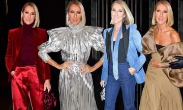 سيلين ديون تحول نيويورك إلى ساحة عرض أزياء..أين أصابت وأين أخطأت؟