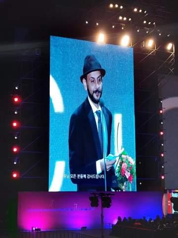 شارع حيفا يحصد جائزة أفضل فيلم من مهرجان بوسان السينمائي الدولي