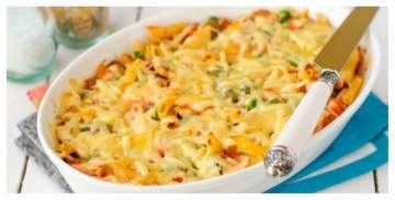 المعكرونة بالدجاج والكريمة من أشهى المأكولات.. إليكم طريقة تحضيرها