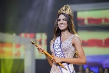 فوز لبنانية في مسابقة ملكة جمال كولومبيا 2018 – بالصور