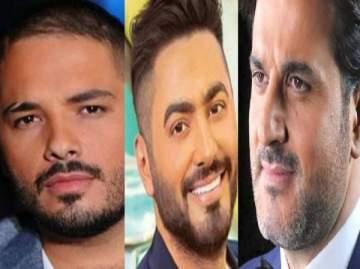 بالصور- ملحم زين تامر حسني رامي عياش وغيرهم تزوجوا من معجباتهم.. فكيف تم ذلك؟