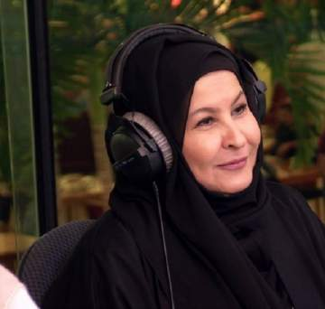 رجاء محمد أسست مسرح الطفل ثم ابتعدت عن الاضواء بعد زواجها وارتدائها الحجاب