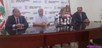 خاص بالصور- عاصي الحلاني وكاظم الساهر نجما مهرجانات طرابلس الدولية لهذا العام