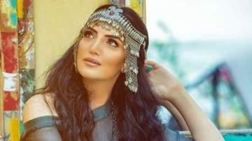 """لهذا السبب لم تحضر حورية فرغلي إفتتاح فيلمها """"إستدعاء ولي عمرو"""""""