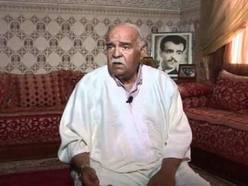 وفاة حميد الزاهر وهكذا نعته دنيا بطمة