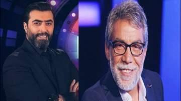 """أيمن رضا بردك على باسم ياخور أصبح """"الحق عليك"""""""