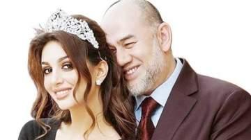 طليقة ملك ماليزيا تطلب تعويض طلاق خيالي
