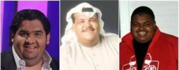 نجوم ونجمات من الوزن الزائد إلى الرشاقة بينهم حسين الجسمي وديانا كرزون وأيمن زيدان