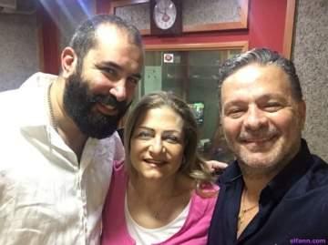 نقولا الأسطا: غنيت فقط للعماد ميشال عون وهلا المر: هشام حداد رقم واحد وهيفا رائعة بالتمثيل وملحم زين صوت رائع