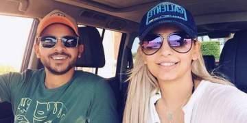 زوجة محمد رشاد تحسم الجدل حول حقيقة حملها.. بالفيديو