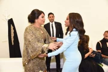 نوال الكويتية وداليا مبارك تتألقان في حفلات العيد بالسعودية.. بالصور