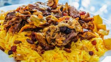الأرز الكابلي ترجع أصوله الى كابل.. وهذه طريقة تحضيره بالتمر الهندي