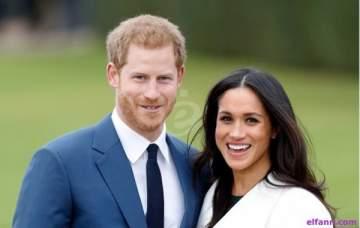 فنانة تصدم الجمهور وتكشف سراً عن زفاف الأمير هاري وميغان ماركل
