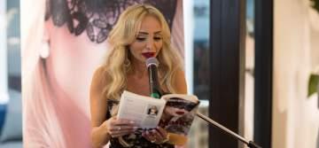الكاتبة اللبنانية نتالي رستوكيان الى العالمية من جديد