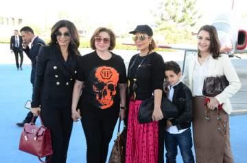 """أصالة ويسرا وليلى علوي وإلهام شاهين يدعمن مبادرة """"فيها حاجة حلوة"""""""