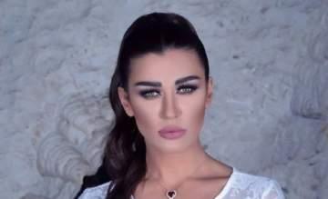 """نادين الراسي تحمل اطارا وتقول: """"انا جعت""""-بالفيديو"""
