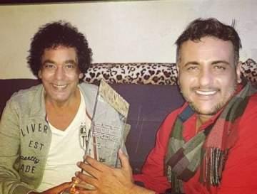 محمد رحيم يكشف عن جديده مع محمد منير- بالصورة