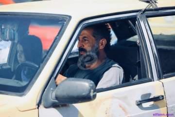 خاص وبالصور- عبد المنعم عمايري سائق تاكسي عمومي
