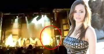 وفاة فنانة شهيرة بشكل صادم على المسرح! بالفيديو