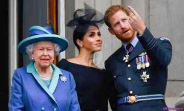 هل فعلاً صرخت الملكة اليزابيث في وجه الأمير هاري بسبب ميغان ماركل؟
