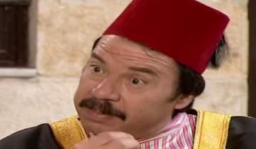 وفاة الممثل السوري توفيق العشا