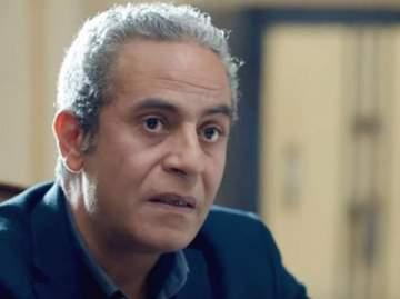 """خاص الفن- صبري فواز يقابل هيفا وهبي في مسلسل """"أسود فاتح"""""""