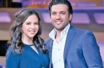 خاص الفن- حسن الرداد :أنا وإيمي دويتو أحبه الجمهور والحمل شائعة باتت سخيفة بعد عامين