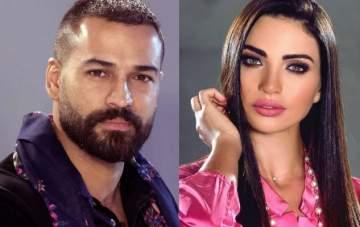 """داليدا خليل بلوك جديد في كواليس """"سر"""" مع وسام حنا- بالفيديو"""
