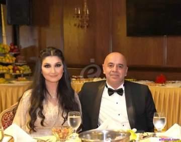 خاص بالصورة – زواج الموسيقار طاهر مامللي والصحفية مرح ماشي.. وهذه التفاصيل