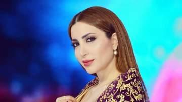 صورة لـ نسرين طافش برفقة شاب منذ 9 سنوات تثير الجدل..ما حقيقة أنه طليقها؟