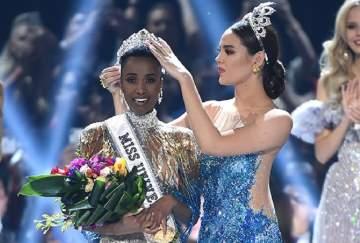 إعلامية سعودية تنتقد بشدة الفائزة بلقب ملكة جمال الكون- بالصورة