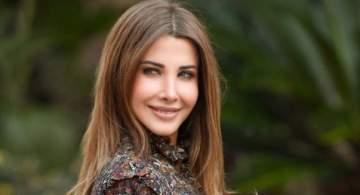 """نانسي عجرم من الرياض: """"قلبي مع بلدي لبنان"""" - بالفيديو"""