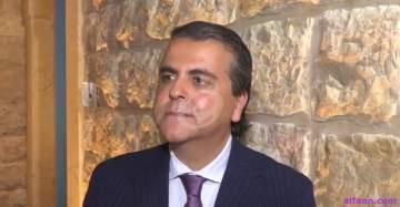 خاص بالفيديو- جمال سنان يوضح حقيقة تعاون سيرين عبد النور وباسل خياط