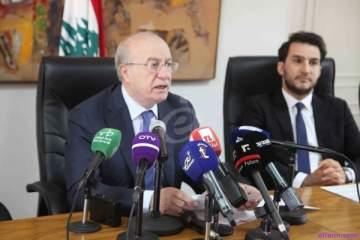 غطاس خوري يطلق مهرجان لبنان الوطني للمسرح...فايق حميصي :