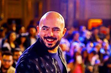 """محمود العسيلي يصوّر """"تمثيلية"""""""