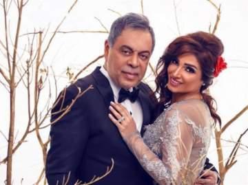 روجينا تشيد بمواقف وشهامة زوجها أشرف زكي-بالصورة