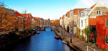 هولندا.. بلد المناظر الطبيعية وطواحين الهواء