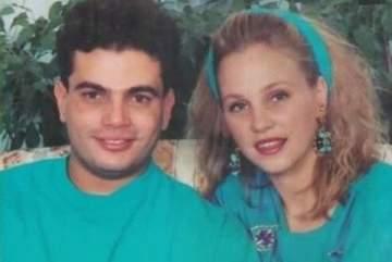 قبل دينا الشربيني عمرو دياب جعل شيرين رضا بطلة كليب أغنيته في عام 1988- بالفيديو