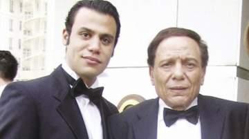 عادل إمام غاضب من إبنه بعد أن صفع ممثلاً آخر- بالفيديو