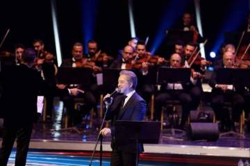 مروان خوري يعتذر عن حفل بسبب مرضه