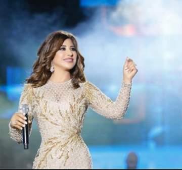 نجوى كرم بأول سيلفي مع علي جابر وأحمد حلمي من كواليس Arabs Got Talent