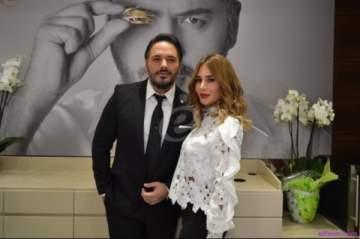 رامي وداليدا عياش يرزقان بطفلتهما- بالصور