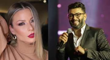 """خاص """"الفن""""- عيد العشاق يجمع زياد برجي وباميلا الكيك"""