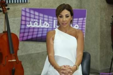 خاص وبالفيديو- رولا شامية توضح علاقتها بـ نادين الراسي وهذا ما كشفته