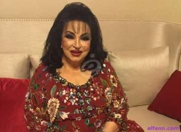 داوود الشريان بضيافة سميرة توفيق ..بالصور