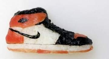 أحذية من السوشي؟!